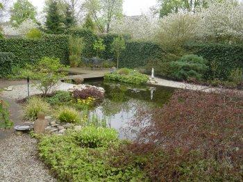 Tip van de maand januari 2012 trendy tuinen for Wadi in tuin